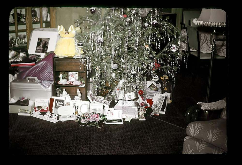Xmas 1949, Gifts Unwrapped