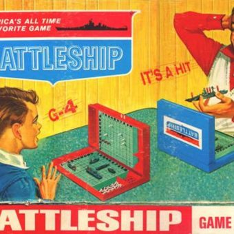 Battleship! Celebrating Nearly 50 Years of Milton Bradley's Strategy Game