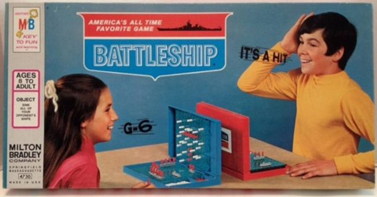board games battleship