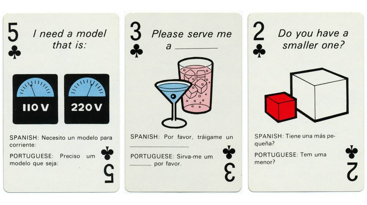 braniff playing cards 1