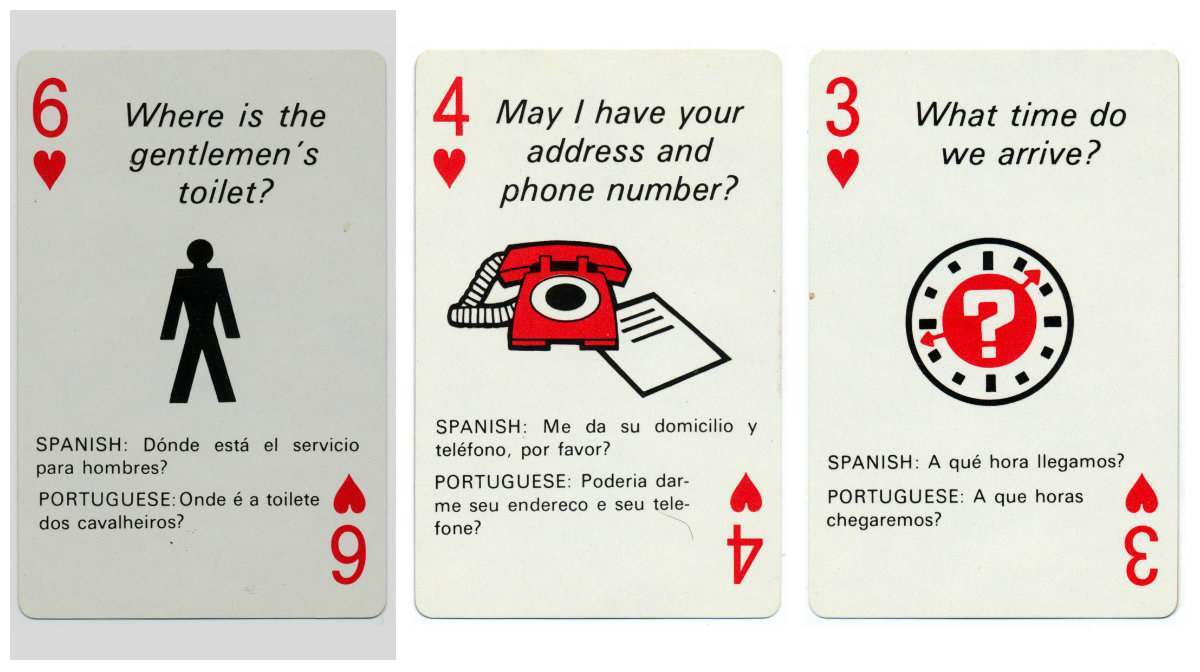 braniff playing cards 11
