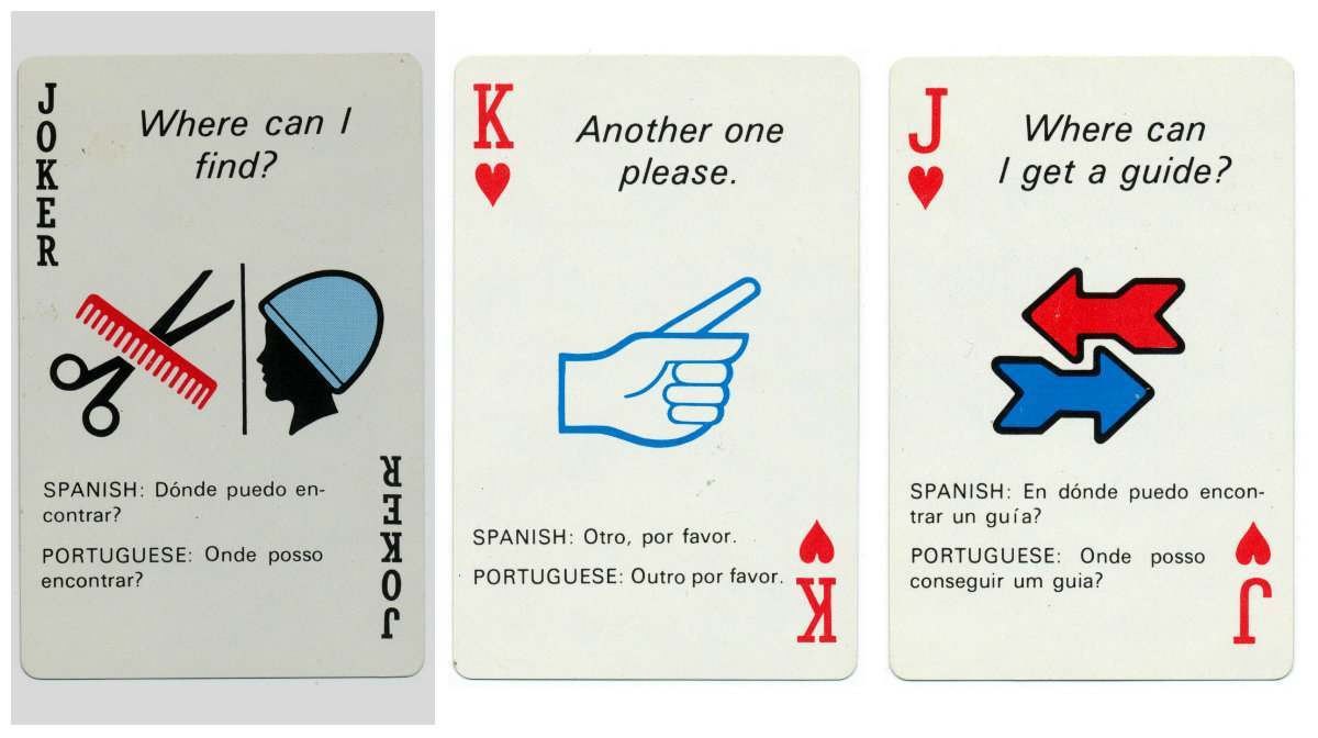 braniff playing cards 14