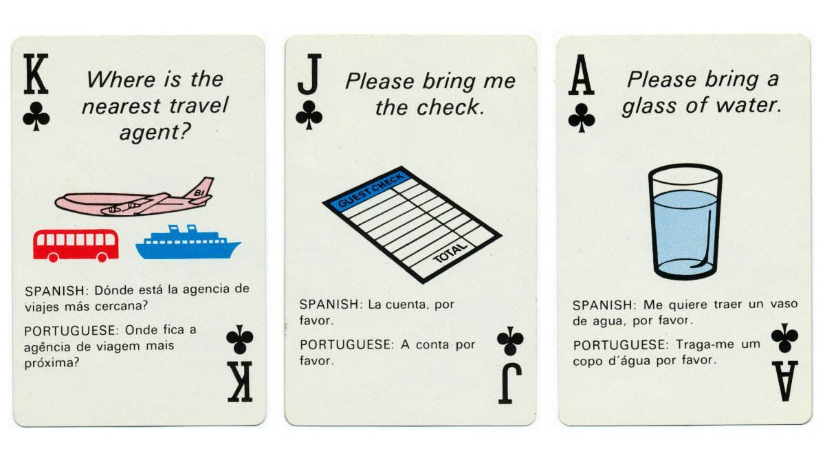 braniff playing cards 4