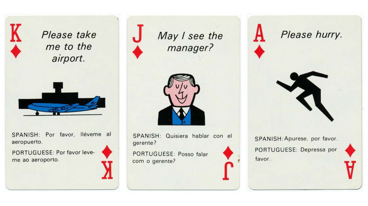 braniff playing cards 9