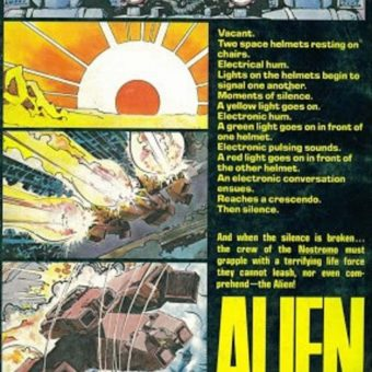 Remembering Heavy Metal's Alien: The Illustrated Story