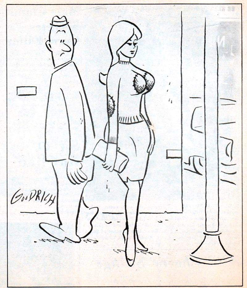 vintage sex cartoon 1960s
