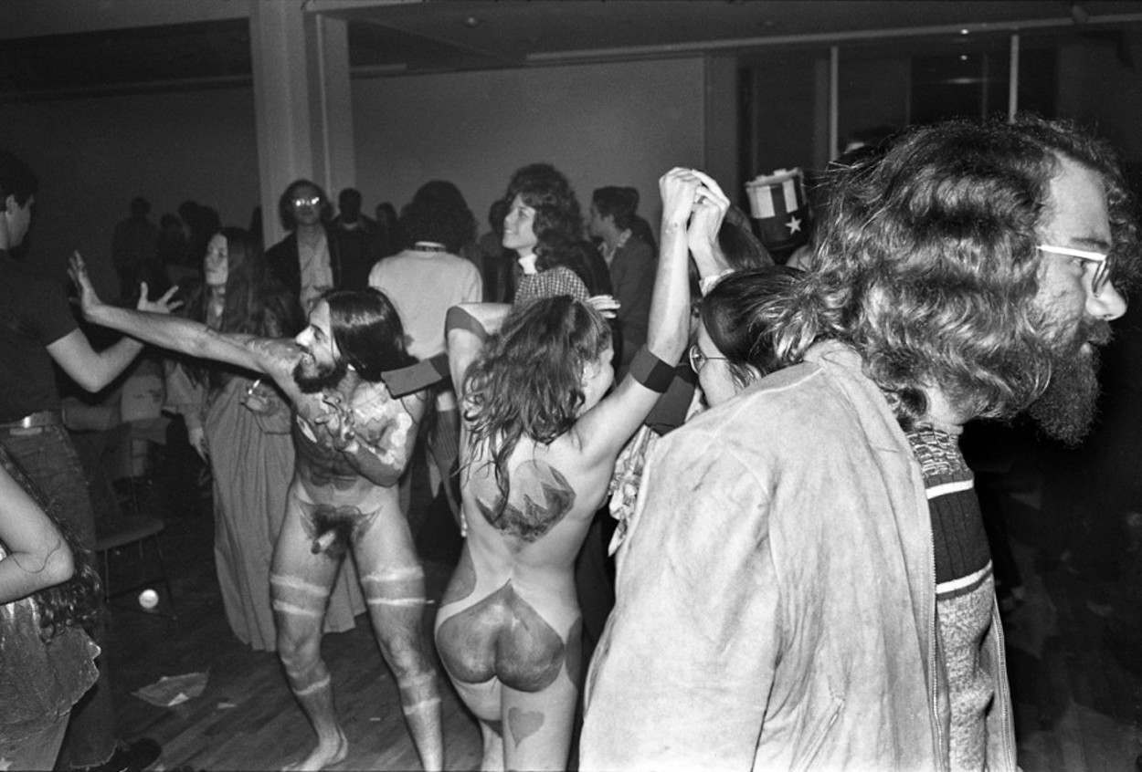California institute of art nude, sex 1970s frat house art college party naked