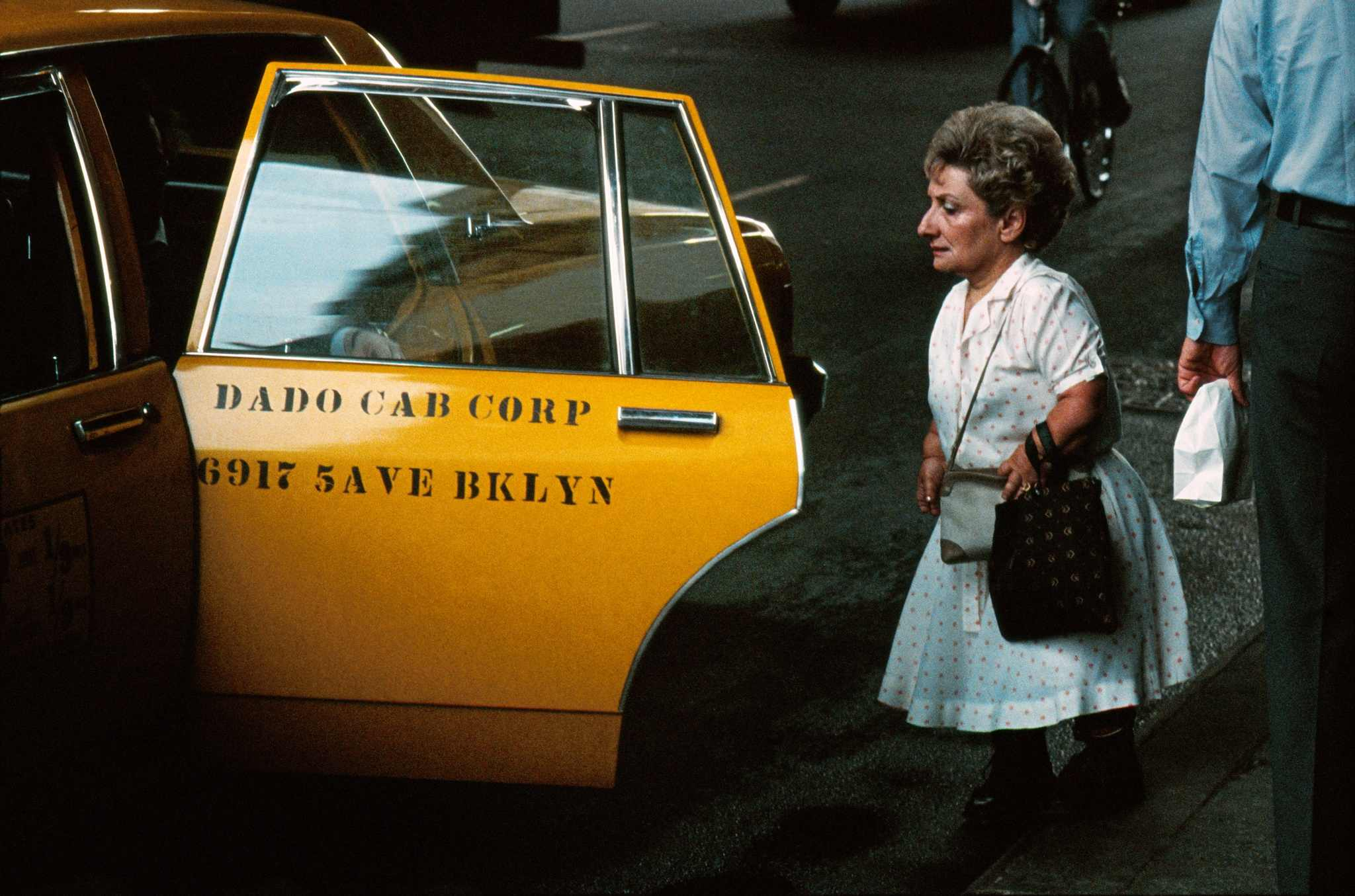 Taxi New York >> New York City Up And Down In The Early 1980s - Flashbak