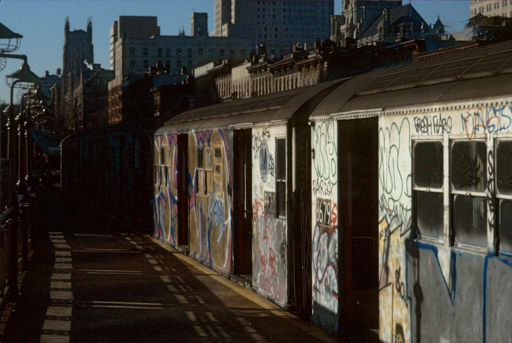 Sublime Photos Of New York City In The Mid 1980s Flashbak