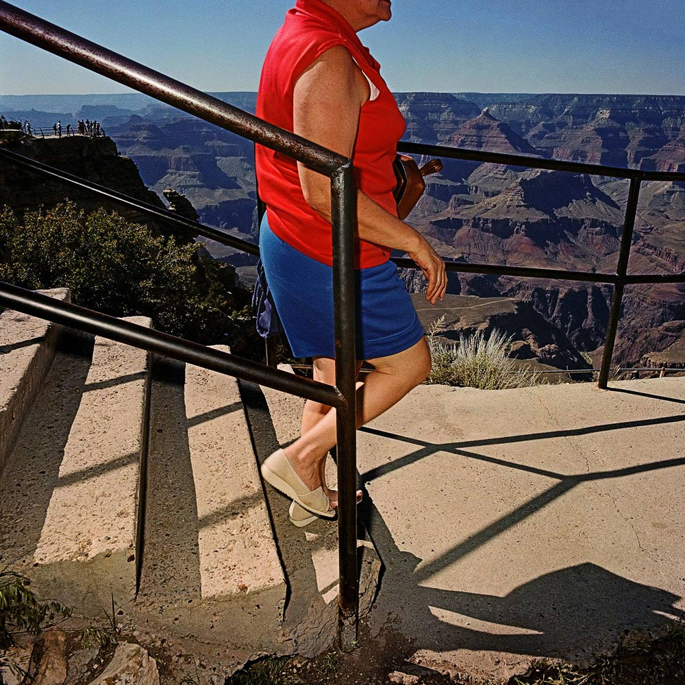 Arriving-at-Overlook-Grand-Canyon-National-Park-AZ-1980