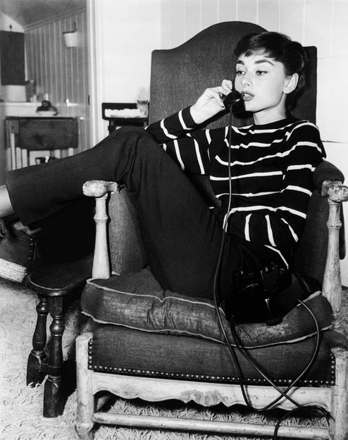 Audrey Hepburn LA Apartment 1953