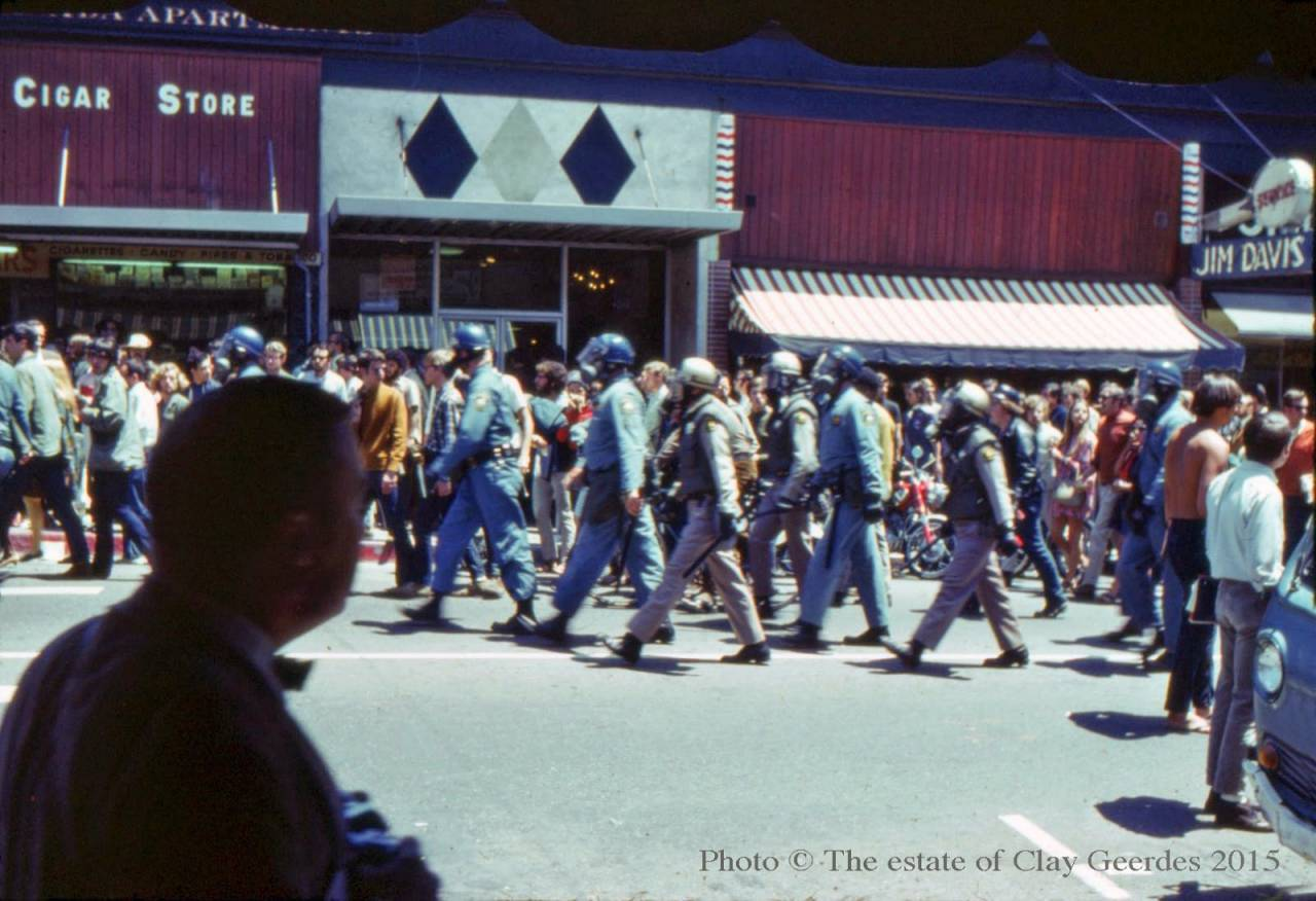 Berkeley, May 15, 1969