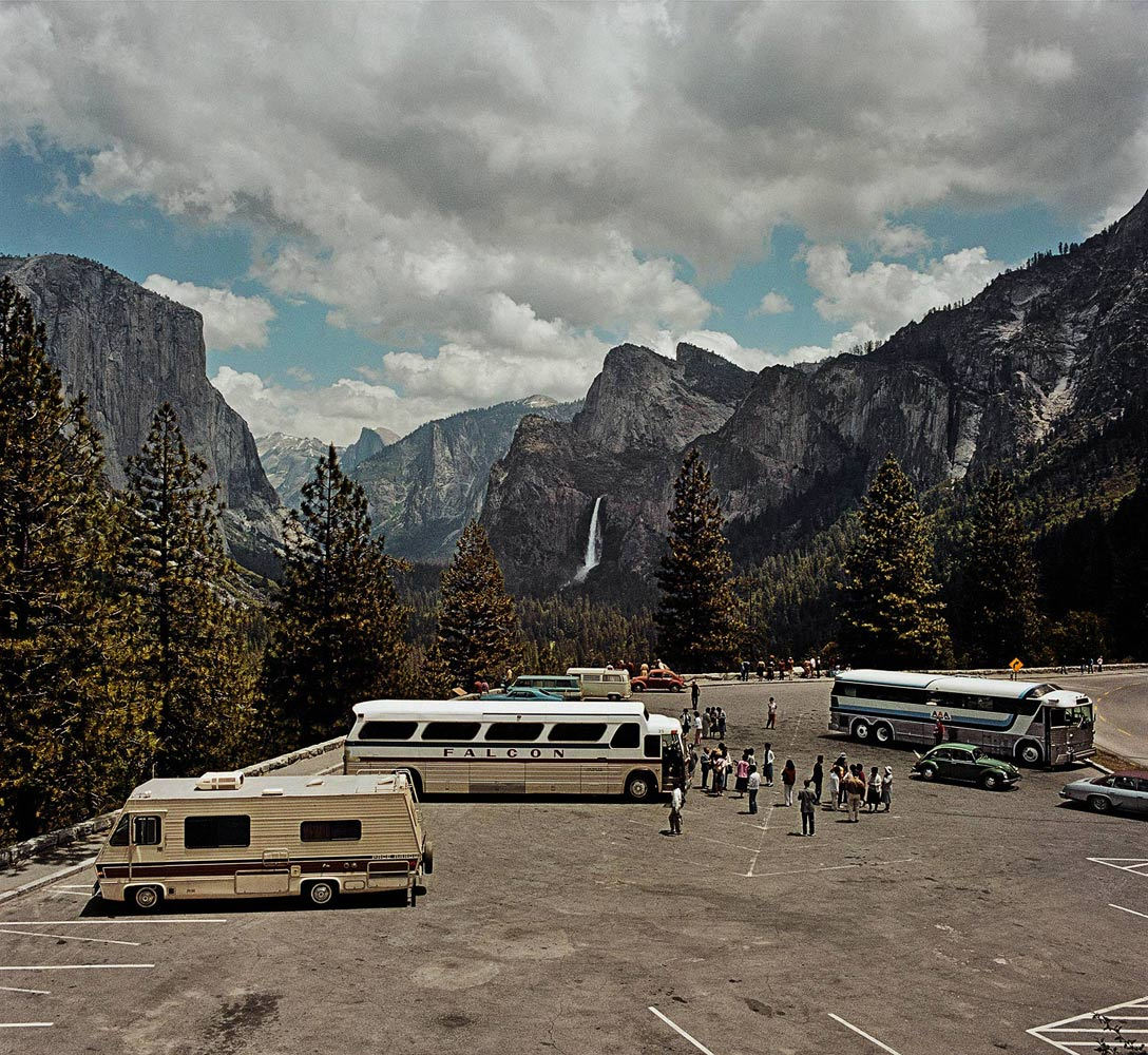 Buses-Motorhomes-at-Inspiration-Point-Yosemite-National-Park-CA-1980