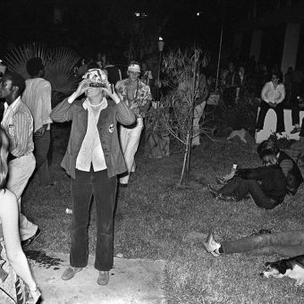 Partying At CalArts in the 1970s With A Candid Camera