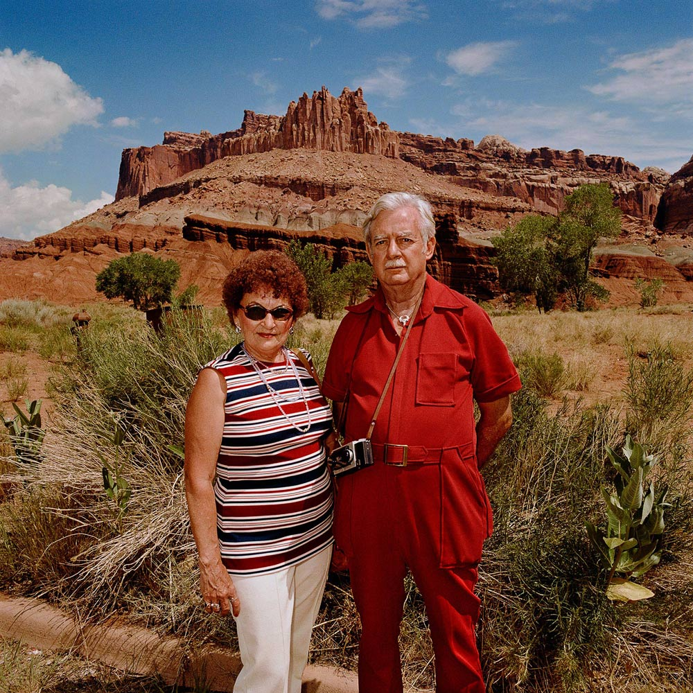 Couple-at-Capitol-Reef-National-Park-UT-1980