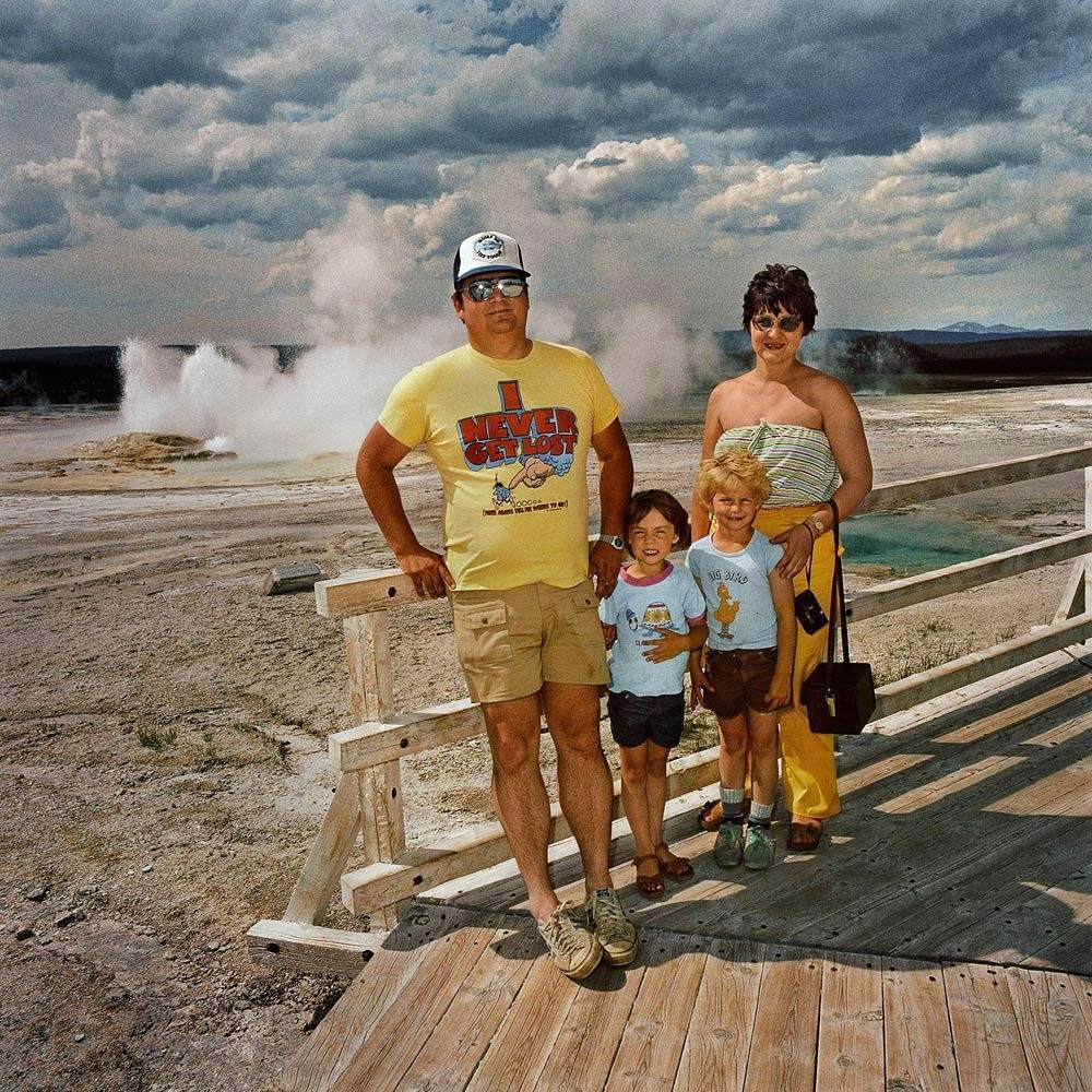 Family-at-Midway-Geyser-Basin-Yellowston-National-Park-WY-1980