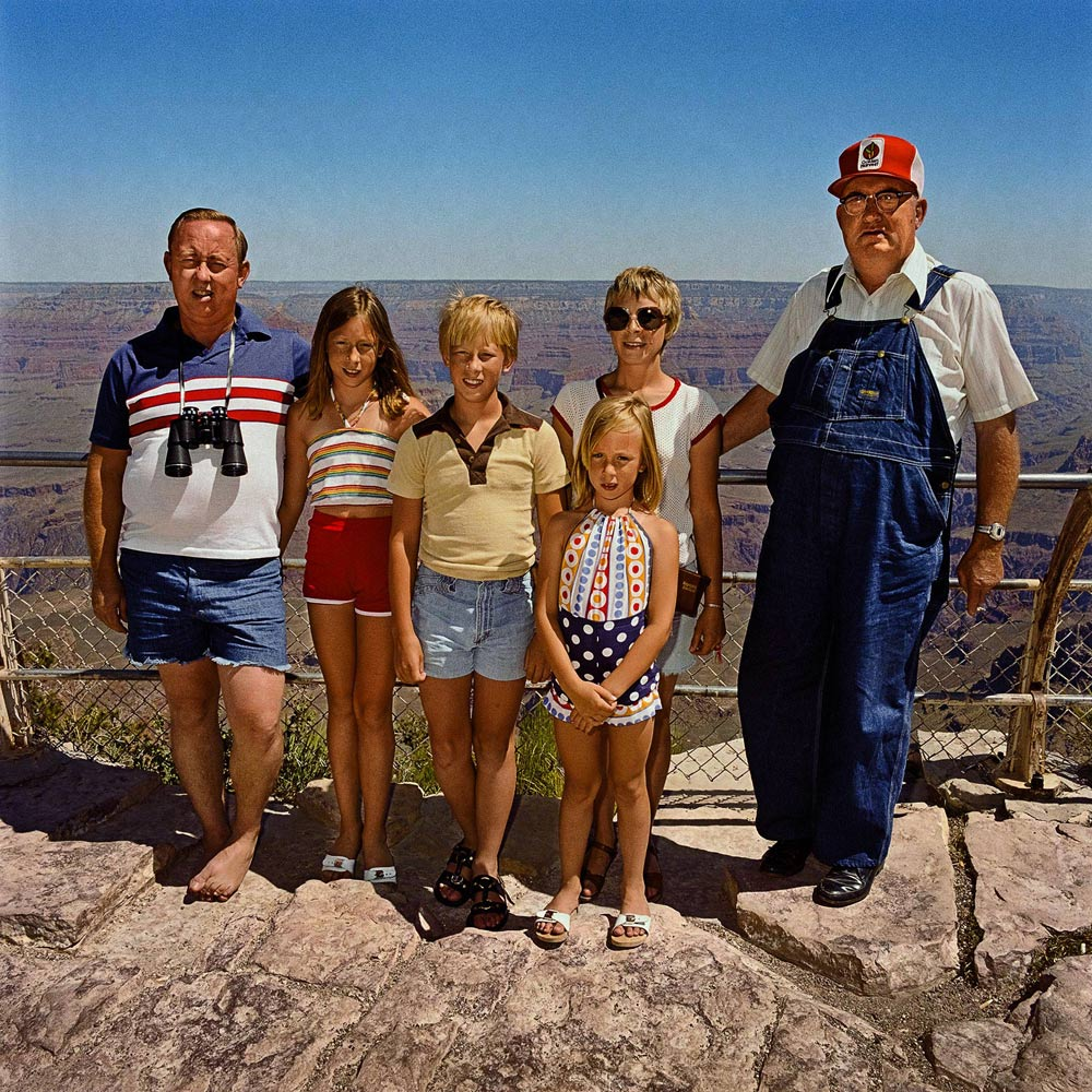 Photographing Tourists At America S Great National Parks