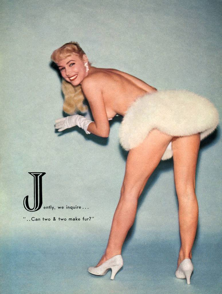 Men's magazine Jem (Feb 1958)