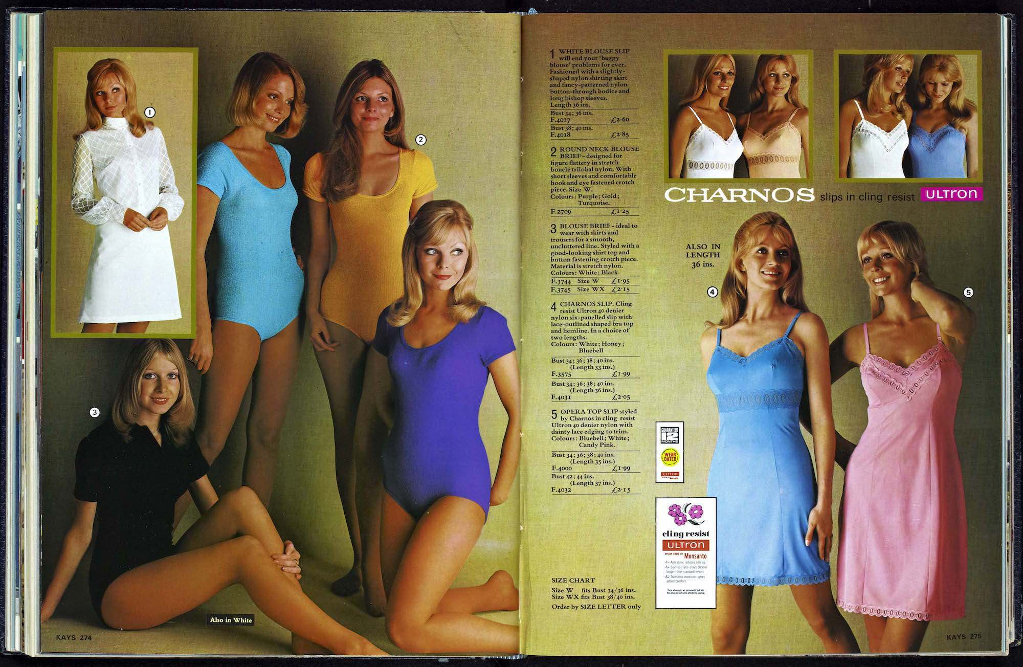 Kays Catalogue 1973 A Flashbak