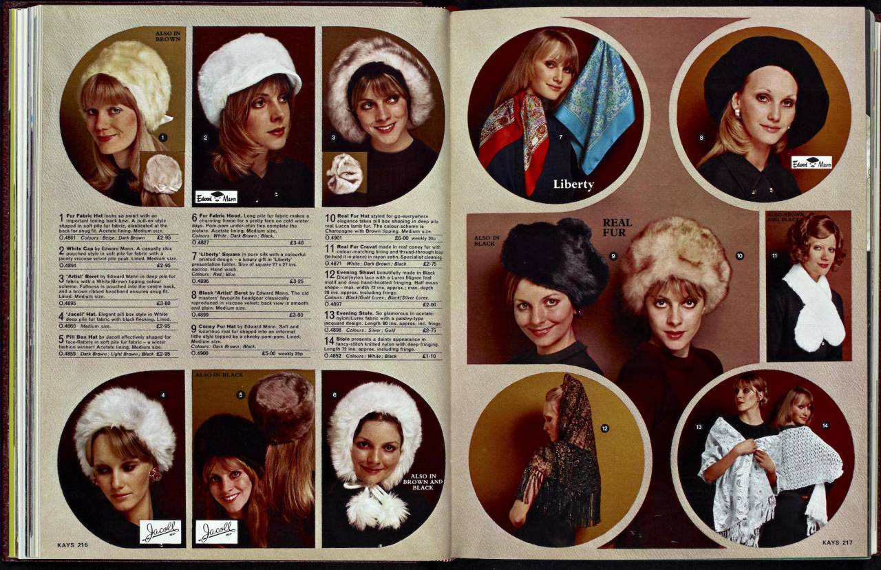 Kays Catalogue 1973 cc