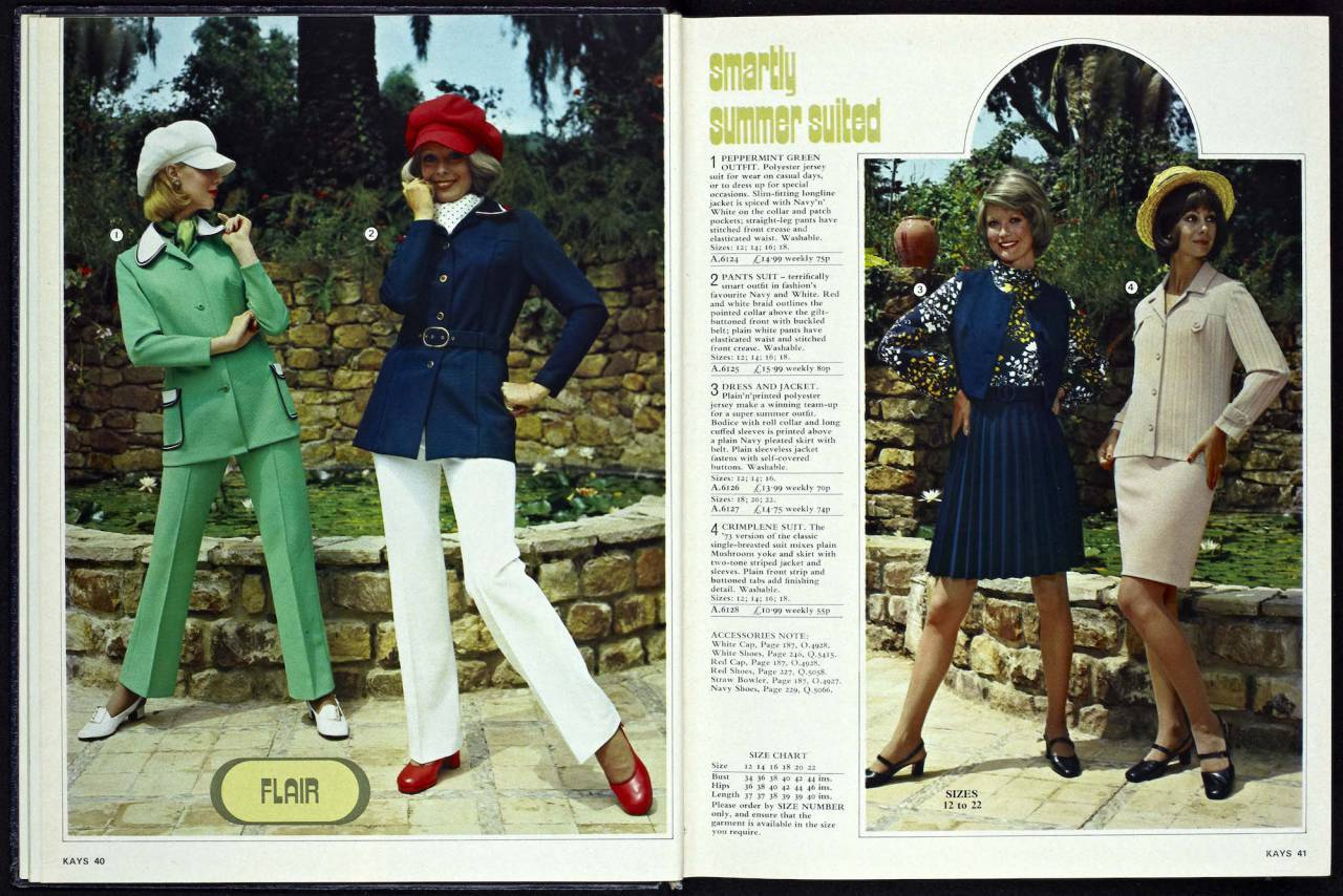 Kays Catalogue 1973 f