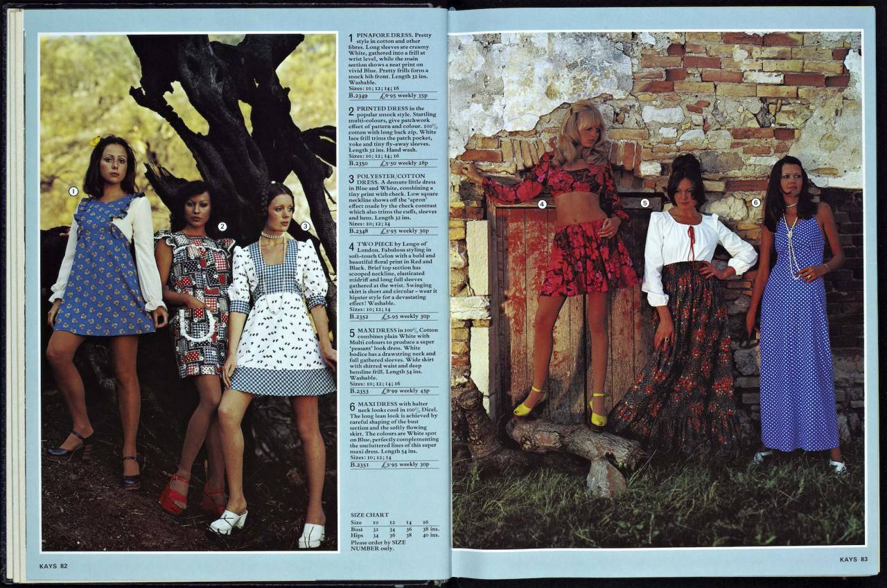 Kays Catalogue 1973 j