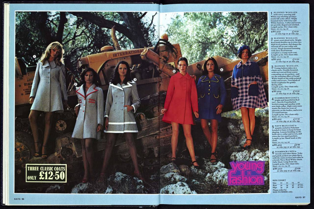 Kays Catalogue 1973 k