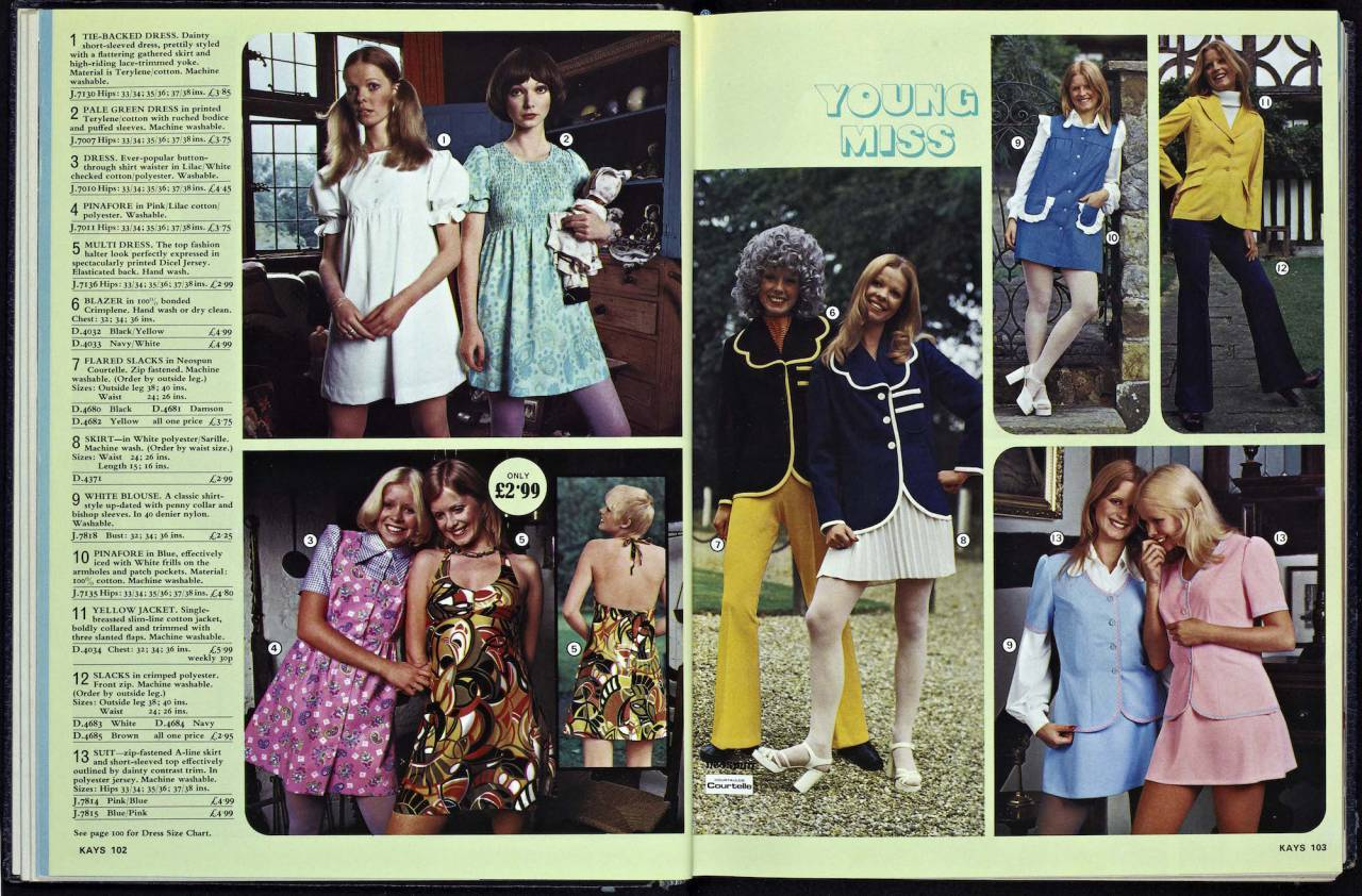Kays Catalogue 1973 l