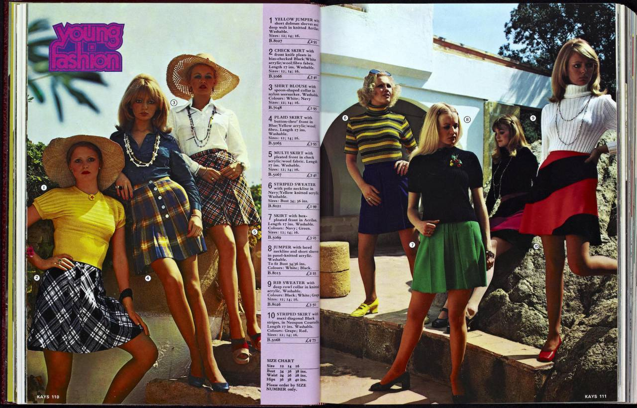 Kays Catalogue 1973 1970s