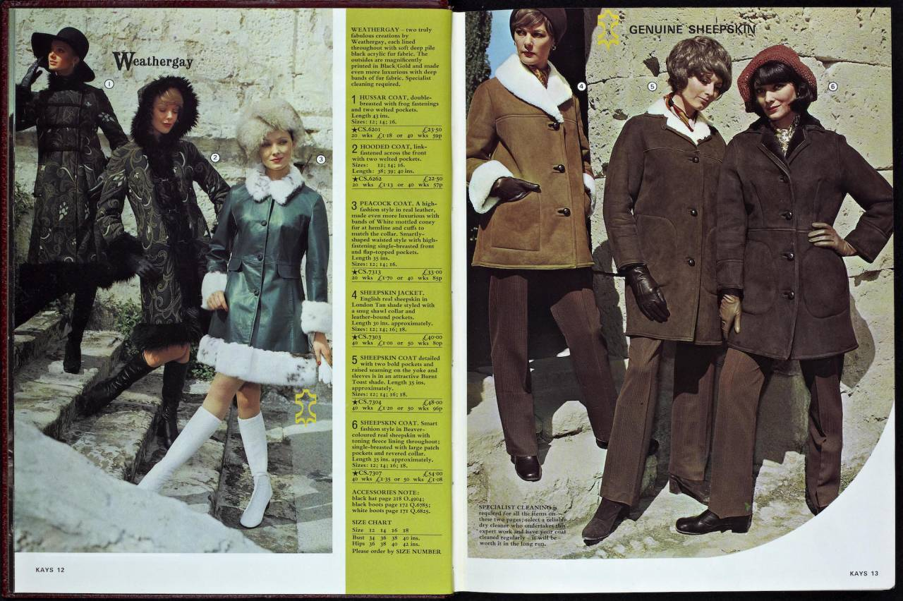 Kays Catalogue 1973 t
