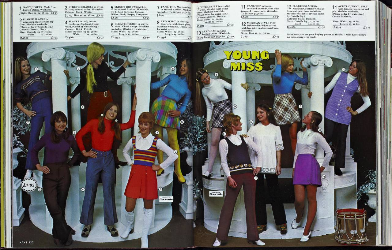 Kays Catalogue 1973 u