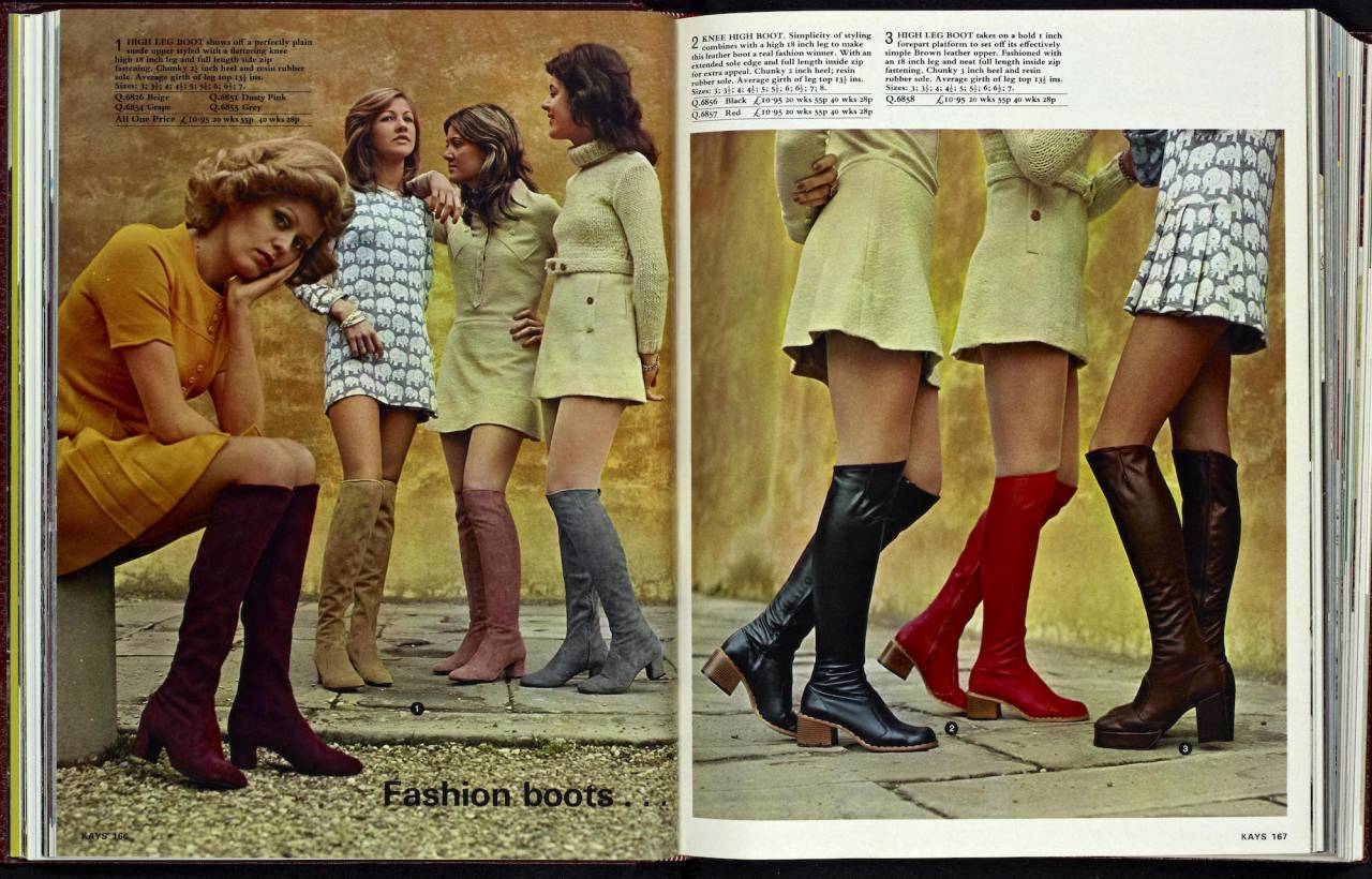 Kays Catalogue 1973 v