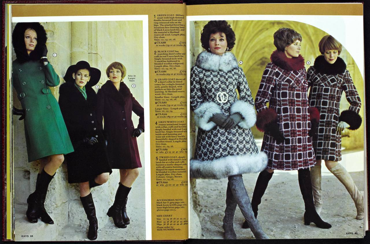 Kays Catalogue 1973 y