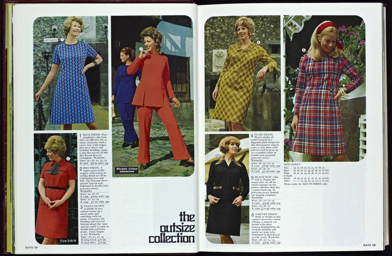 Kays Catalogue 1973 z