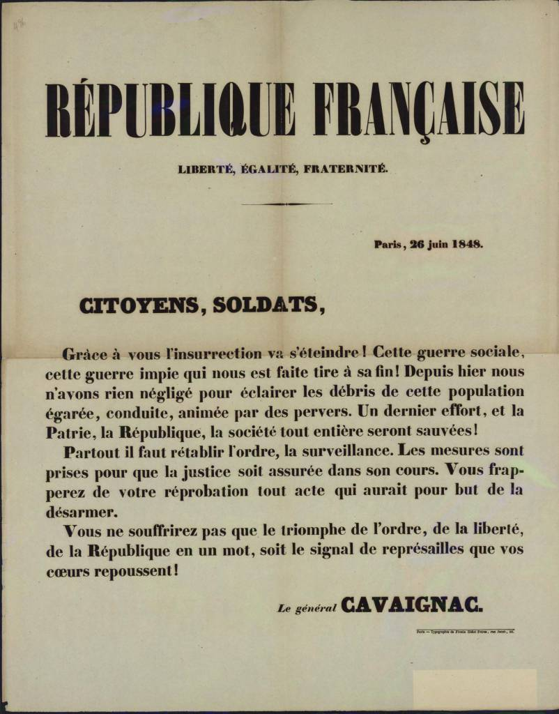 Republique Francaise Author/Creator Firmin-Didot Year 1848