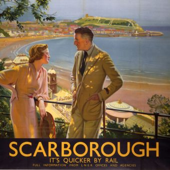 Beautiful LNER Posters of the 1930s