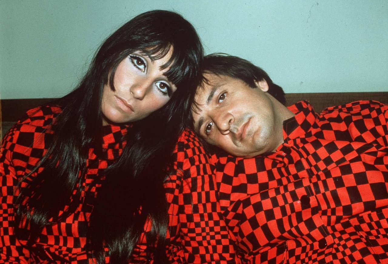 SONNY BONO AND CHER - 1960s