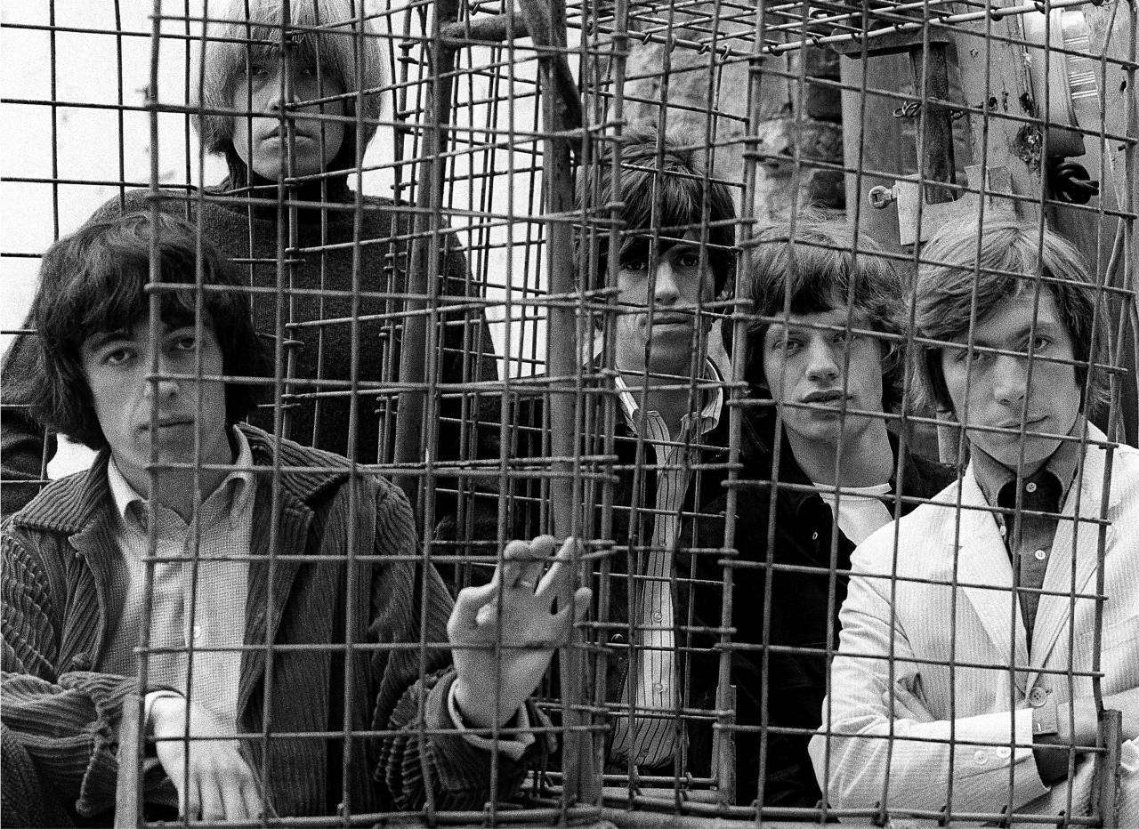 Rolling Stones Gered Mankowitz