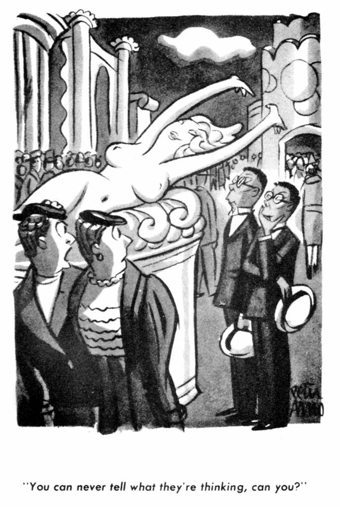 The Peter Arno Pocket Book 1945