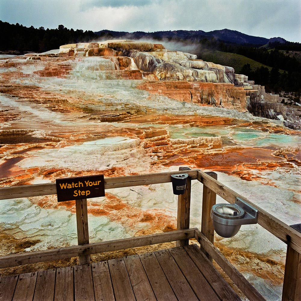 Viewing-Platform-at-Minervas-Terrace-Yellowstone-National-Park-WY-1980