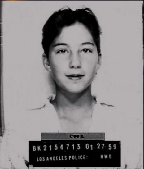 """Apparently Cher was arrested when she was just 13 years old for """"borrowing"""" her mom's car. Ha! Via Towerload"""