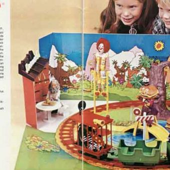 A Dream Come True? Who Remembers McDonaldland?