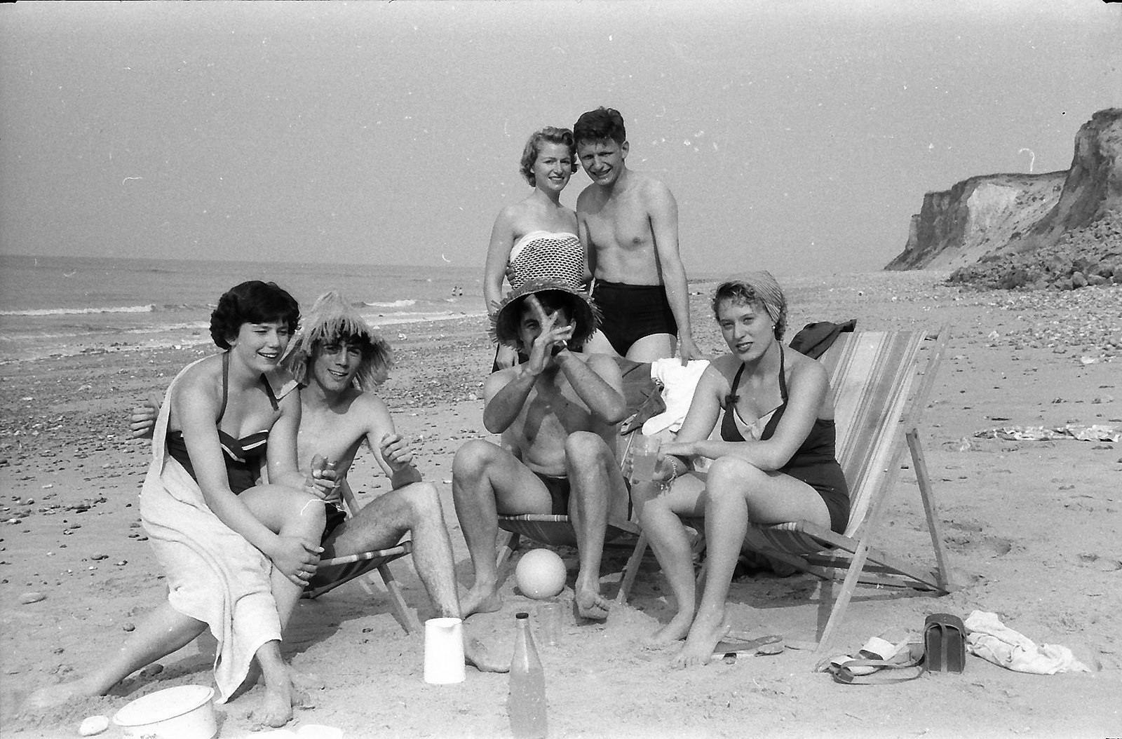 1950s Norfolk Coast