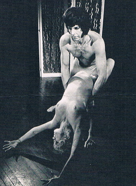 "Lesley Glory and Tony Koon in ""SEX BALLET"""