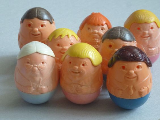 weebles 1970s