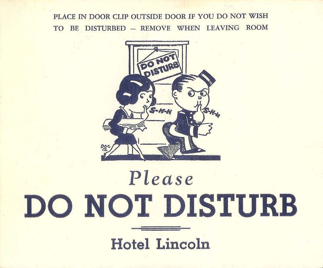 Lincoln Hotel. Unknown. USA