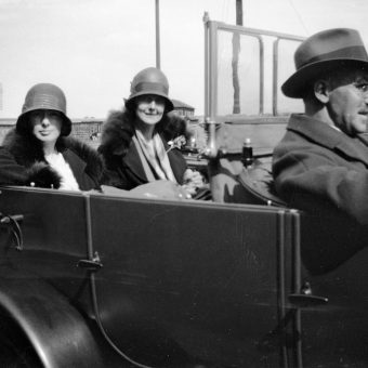 Wonderful Photos Of A 1920s Family Holiday To Sussex