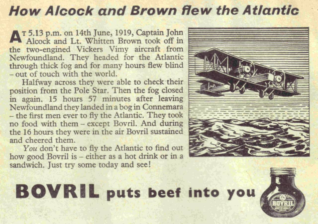 Bovril meat extract