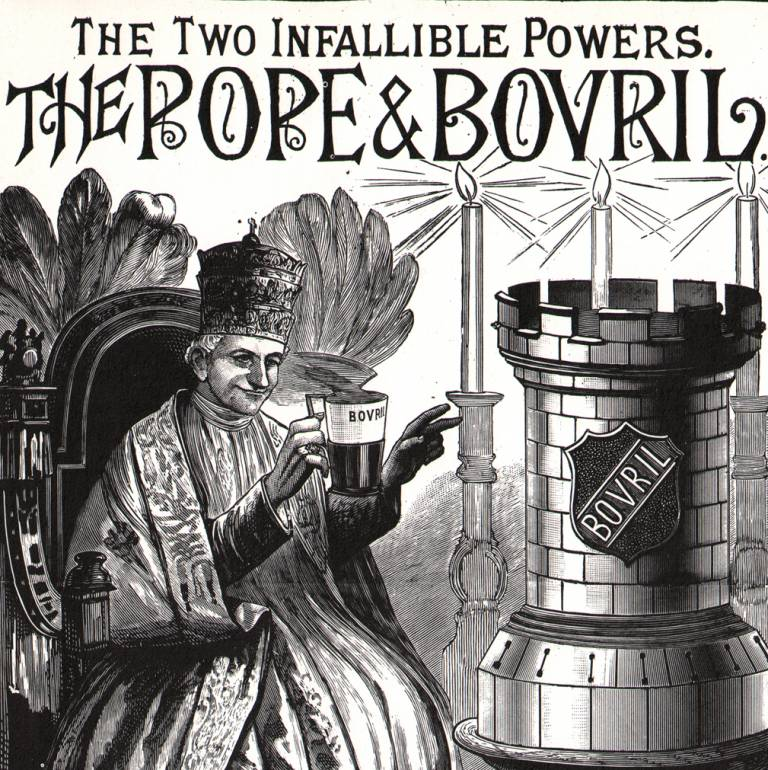 When Meat Extract Was King 150 Years Of Bovril Flashbak