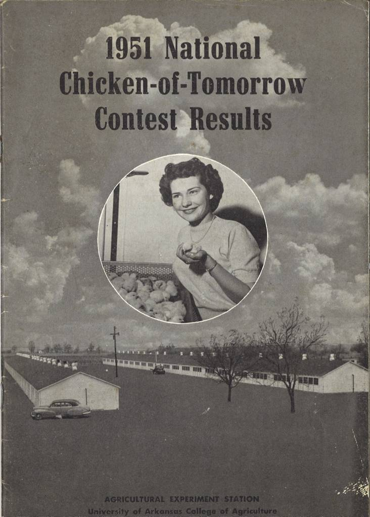 Chicken of tomorrow winner 1951